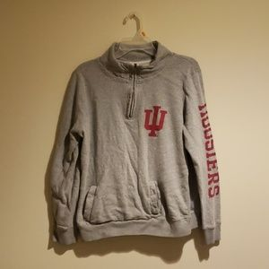 Indiana University Quarter Zip